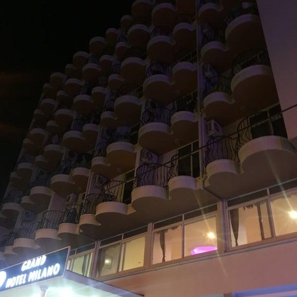 9/15/2016 tarihinde Oğuz K.ziyaretçi tarafından Hotel Grand Milano'de çekilen fotoğraf