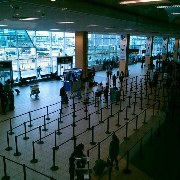 Photo taken at Jorge Chávez International Airport (LIM) by Gabe on 6/26/2013