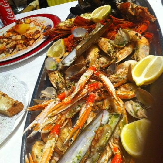 Foto tomada en La Barca del Salamanca por Olesya el 10/25/2012
