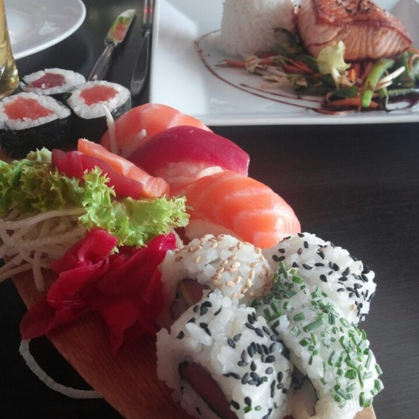 Photo taken at Sushi Club by WooSam on 7/18/2013