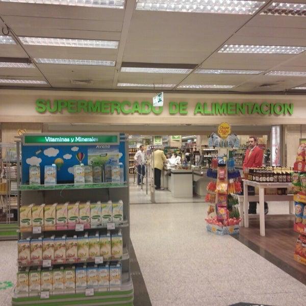 Supermercado el corte ingl s sol madrid madrid for El corte ingles madrid sol