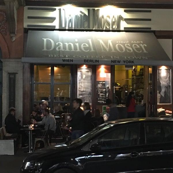 Das Foto wurde bei Café Daniel Moser von Cory S. am 9/23/2016 aufgenommen