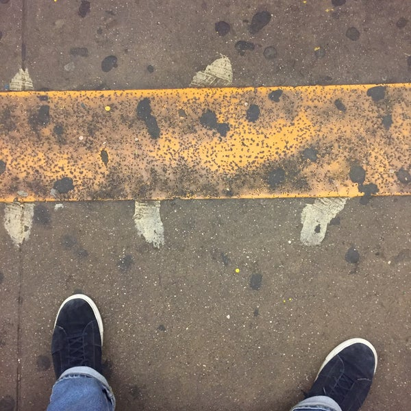 Photo taken at MTA Subway - Carroll St (F/G) by Kirk L. on 5/10/2017
