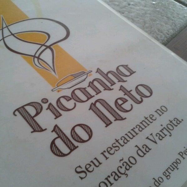 Photo taken at Picanha do Neto by Erisson C. on 2/16/2013