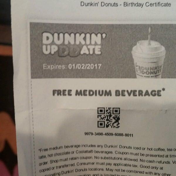 Dunkin Donuts - 477 Hamilton St