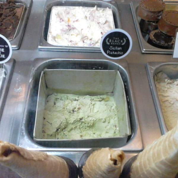 Photo taken at Ice Cream Works by Ashish M. on 3/13/2013