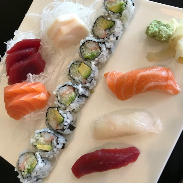 Photo taken at Masamoto Sushi & Asian Grill by Casey R. on 8/4/2017