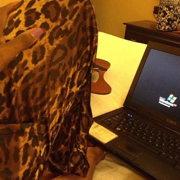 Photo taken at Hilton Pensacola Beach by Domonique B. on 12/6/2012
