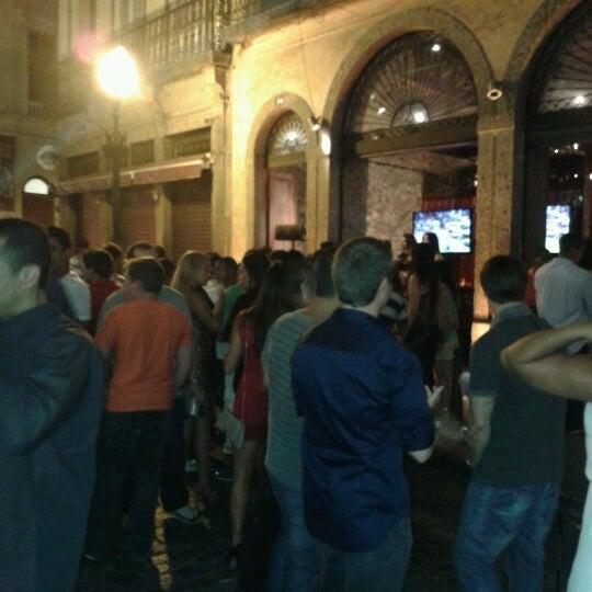 Photo taken at Cais do Oriente by Telmo C. on 12/9/2012