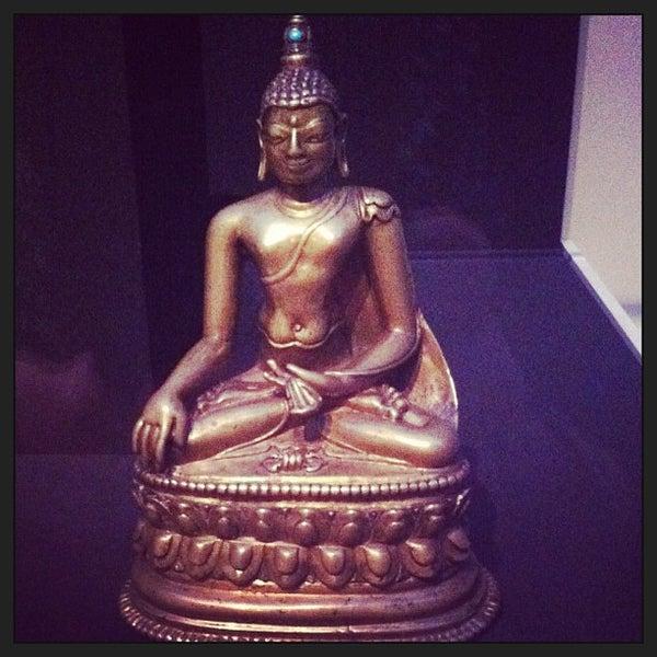 Photo taken at Walters Art Museum by Elizabeth J. on 7/26/2013