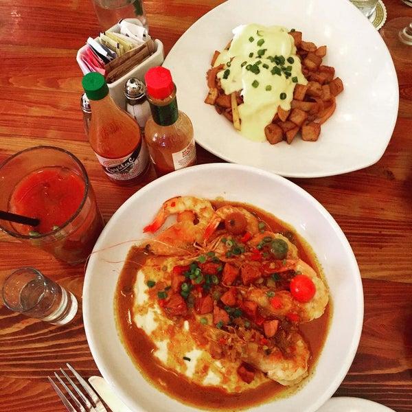 Photo taken at Atchafalaya Restaurant by Rose J. on 7/24/2015