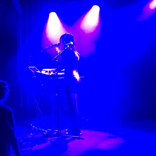 Das Foto wurde bei Frannz Club von Sjoerd R. am 10/10/2017 aufgenommen