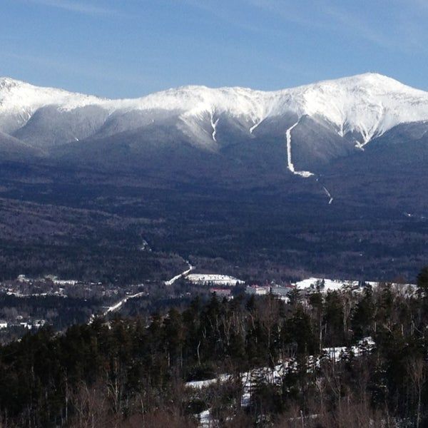 Photo taken at Bretton Woods by J P. on 3/18/2013