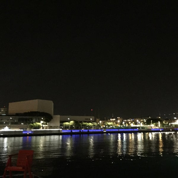 Photo taken at OneOcean Port Vell Barcelona by Lydia D. on 7/29/2016