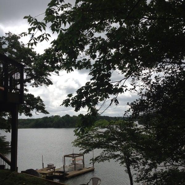 Post Lake At Baldwin Park: Mountain Island Lake