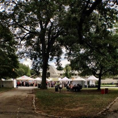 Photo taken at Atlanta Arts Festival by Jennifer Kjellgren ~. on 9/15/2012
