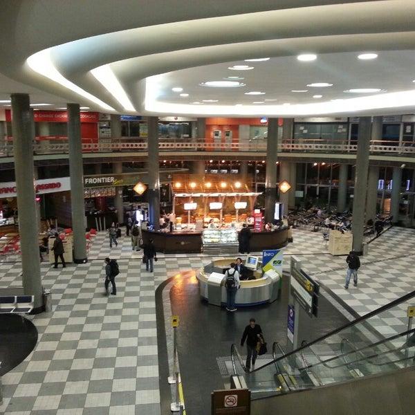 Снимок сделан в Международный аэропорт Конгоньяс/Сан-Паулу (CGH) пользователем Rodrigo V. 7/22/2013