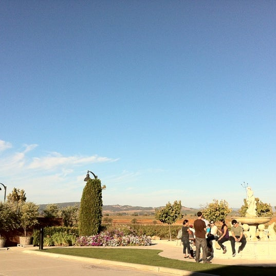 Photo taken at Cline Cellars by Jay S. on 10/14/2012