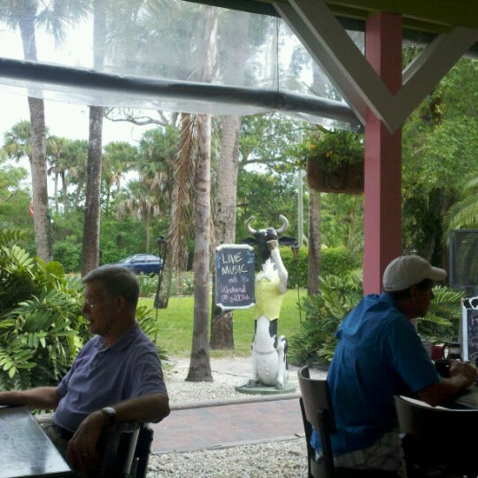 Photo taken at The Island Cow by Kathy S. on 9/16/2012