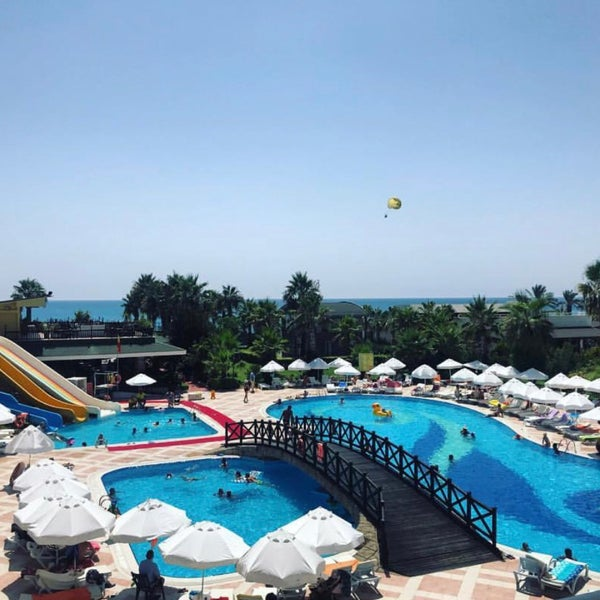 8/21/2018 tarihinde Pınarziyaretçi tarafından Holiday Garden Resort Okurcalar'de çekilen fotoğraf