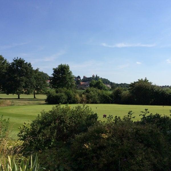 Снимок сделан в Golfclub Abenberg e.V. пользователем Georg W. 7/3/2014