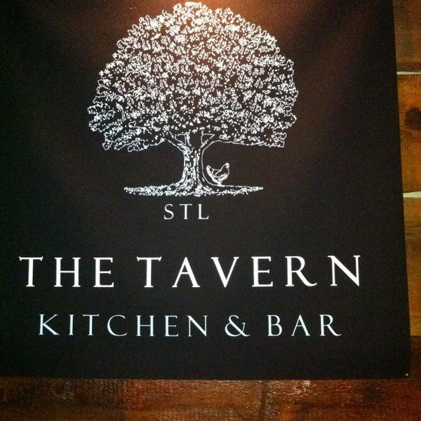 Photo taken at The Tavern Kitchen & Bar by Craig L. on 11/27/2013