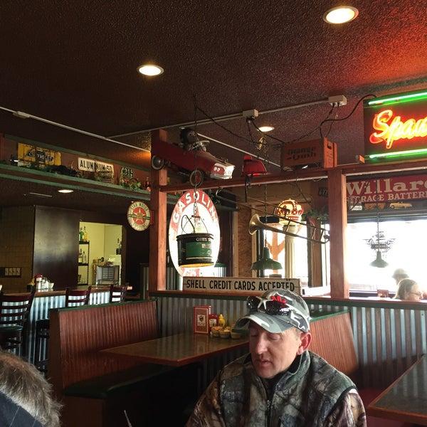 Sparky's Garage Restaurant