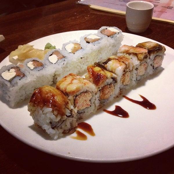 Ayisha sushi