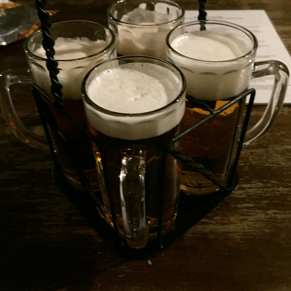 Photo taken at Czech Beer Museum Prague by Taici T. on 8/14/2016