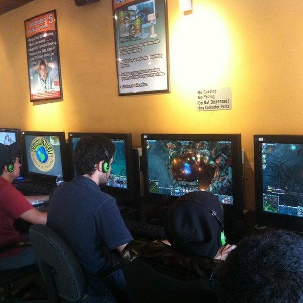 Fast Internet Cafe Los Angeles