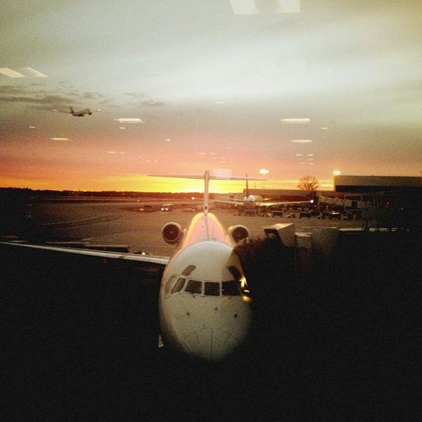 Photo taken at Hartsfield-Jackson Atlanta International Airport (ATL) by David R. on 2/20/2013