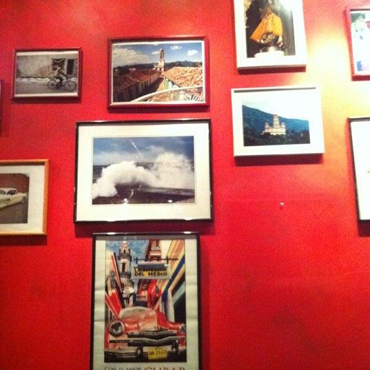 Снимок сделан в CUBAR пользователем Nataly K. 11/24/2012
