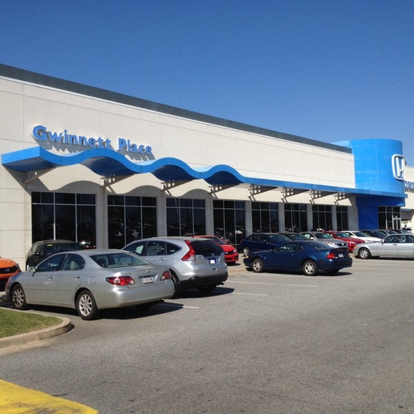 Gwinnett place honda 22 tips from 901 visitors for Gwinnett place honda service