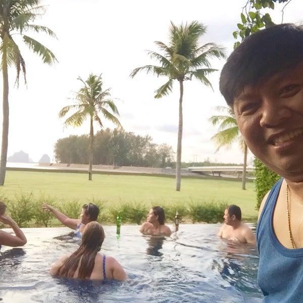 Photo taken at Anantara Si Kao Resort And Spa by Suriya S. on 5/12/2016