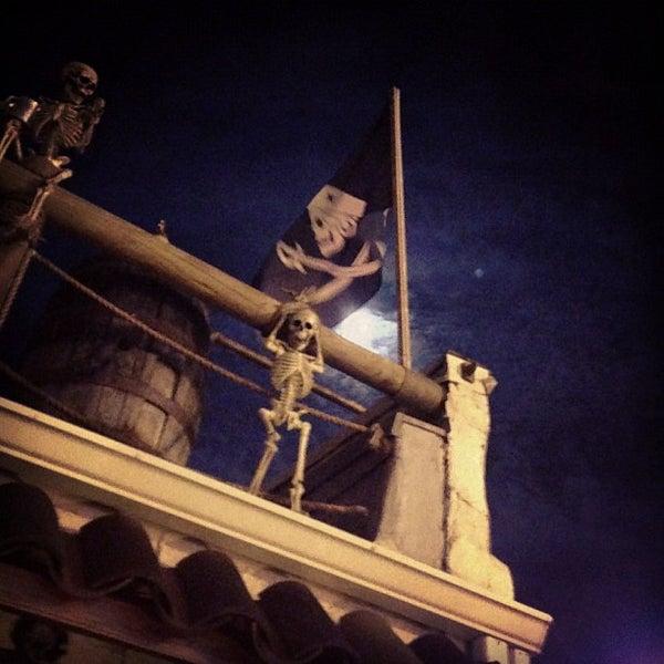 Photo taken at Piratz Tavern by Eric W. on 9/30/2012