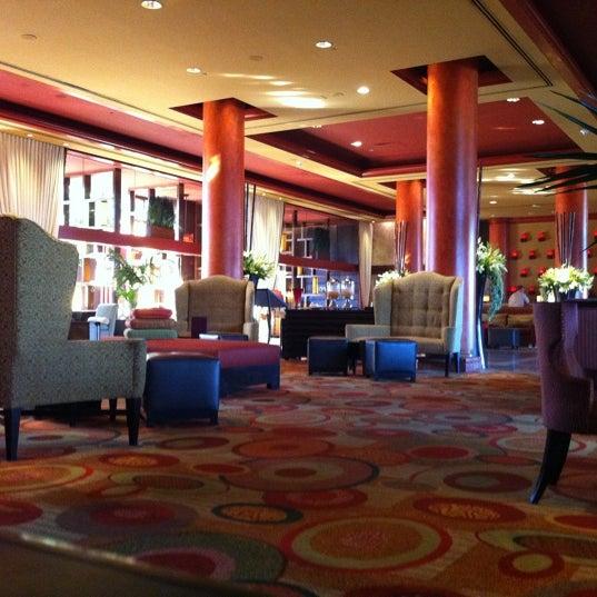 Photo taken at Marina Del Rey Marriott by Martin F. on 8/5/2011