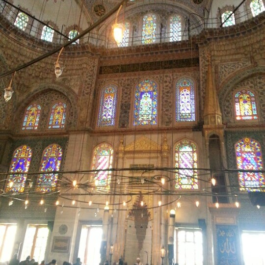 Das Foto wurde bei Ayasofya Hürrem Sultan Hamamı von Mahmoud M. am 9/5/2012 aufgenommen