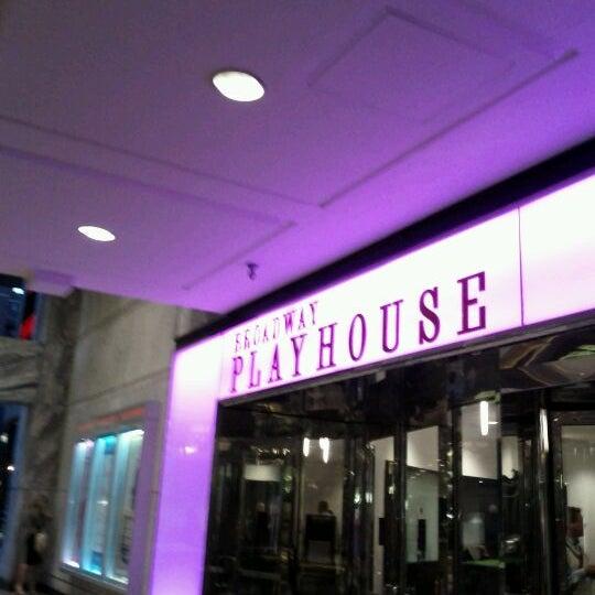 Снимок сделан в Broadway Playhouse пользователем Timothy C. 9/7/2011