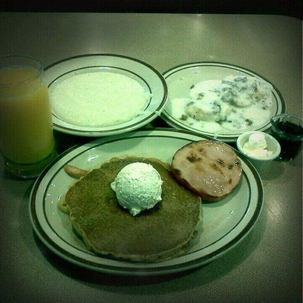 Love the Pumpkin Pancakes...