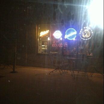 Photo taken at Black Market Pizza by Cara B. on 9/22/2011
