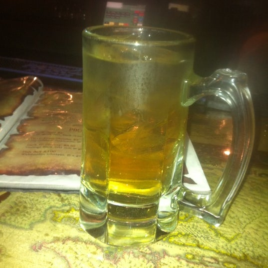 Photo taken at Piratz Tavern by ryan S. on 8/26/2012