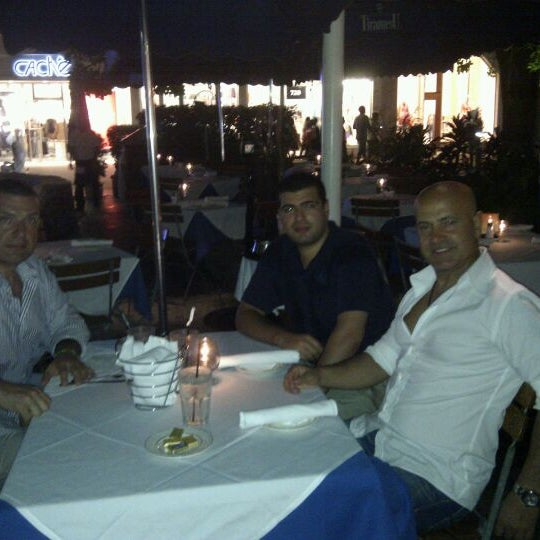 Photo taken at Tiramesu by Burak S. on 8/31/2011