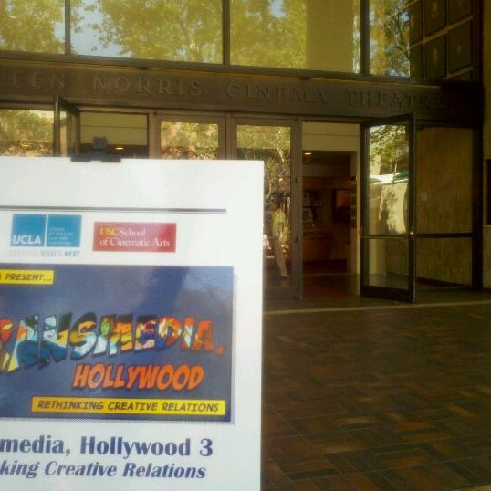 Photo taken at Norris Cinema Theater (NCT) by Miles M. on 4/6/2012