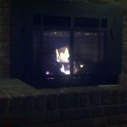 Photo taken at The Fireplace Restaurant by Joe P. on 1/27/2011
