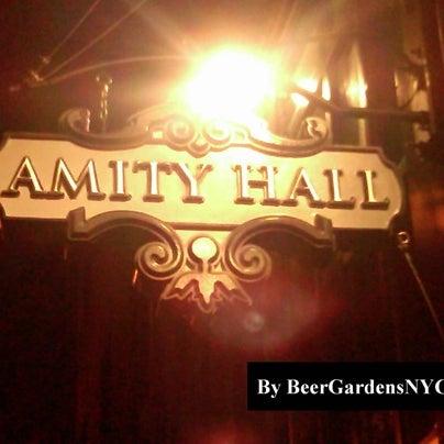Photo taken at Amity Hall by Raj M. on 12/23/2010