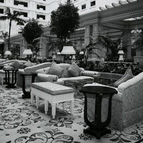 10/4/2011 tarihinde Rita K.ziyaretçi tarafından Rixos Almaty'de çekilen fotoğraf