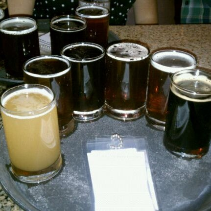 Photo taken at Equinox Brewing by Anna S. on 5/15/2011