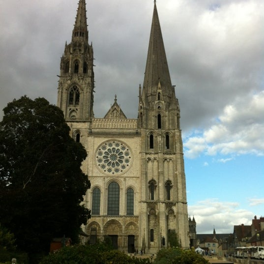 Photo taken at Cathedral Basilica of Our Lady by Sanae W. on 9/13/2012