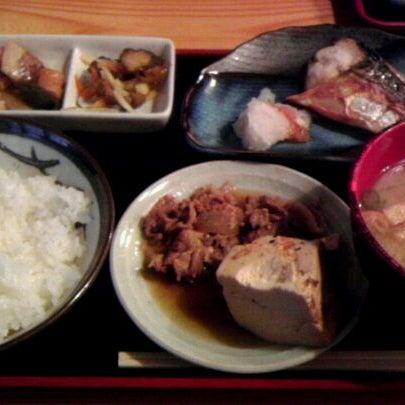 Photo taken at 上総屋 by GOGOGO! on 12/13/2011