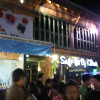 Photo taken at Kasikorn bank by Chaipat K. on 12/10/2011